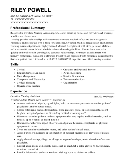 patient registration clerk resume