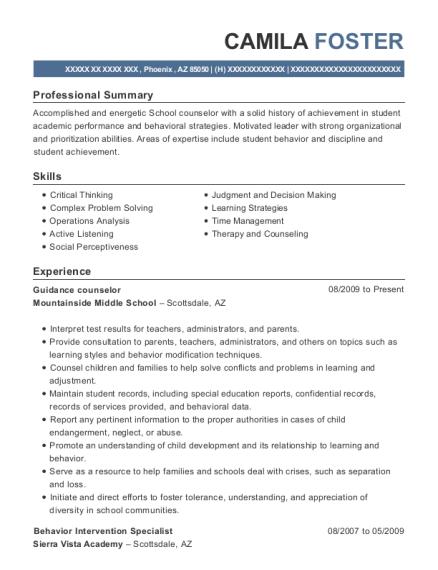 ... Behavior Intervention Specialist. Customize Resume · View Resume