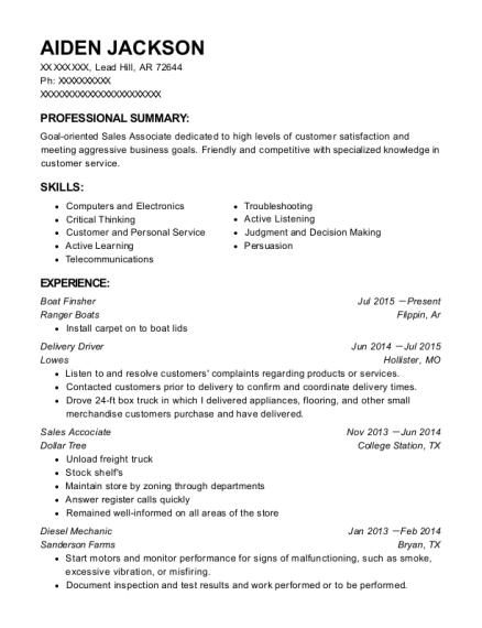 Customer Service Representative , Home Retention Specialist. Customize  Resume · View Resume