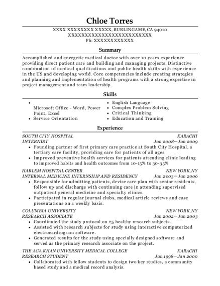 Best Change Management Consultant Resumes