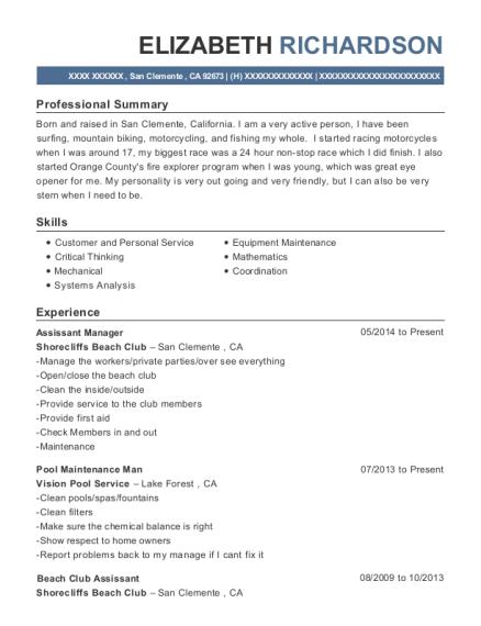 best busboy resumes resumehelp