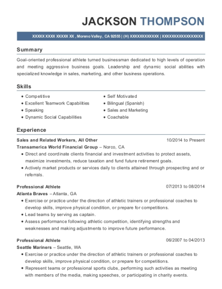 Resumes   ResumeHelp  Professional Resume Help
