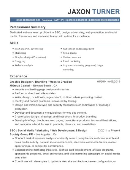 Best Seo Specialist Resumes | ResumeHelp