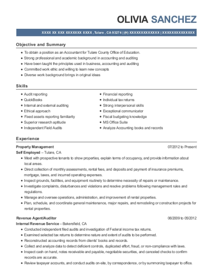Merryville Land Management Ranch Manager Resume Sample - Deridder ...