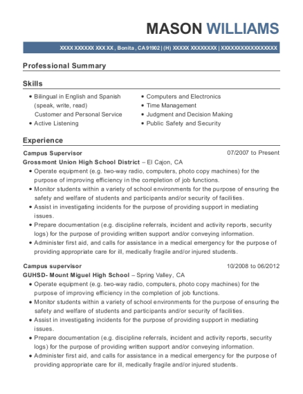 Best Special Ed Instructional Aide Resumes