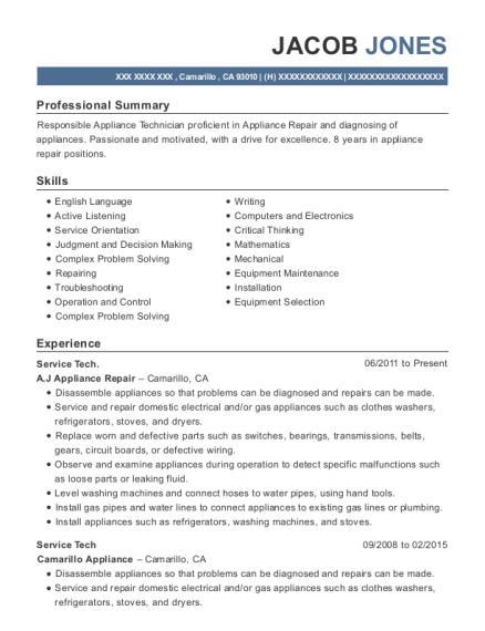 electrical and electronics installers and repairers transportation equipment customize resume view resume