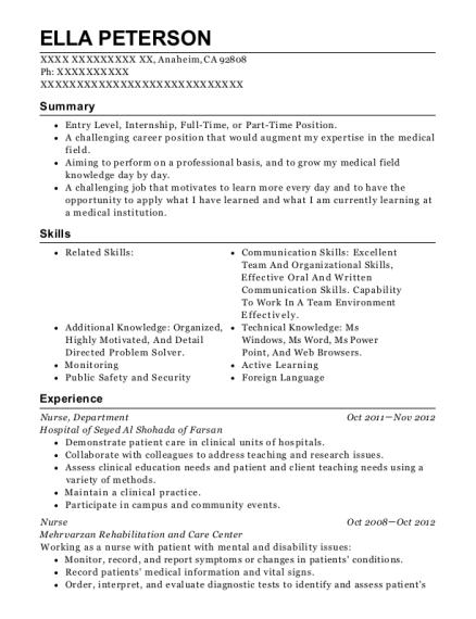 best department of psychiatry resumes  resumehelp