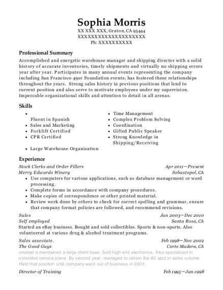 sally s beauty supply sales associate resume sample sulphur