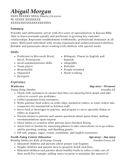 View Resume  Fraternity On Resume