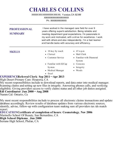 Best Edi Coordinator Resumes | ResumeHelp
