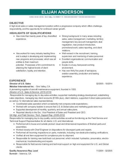 elijah anderson - Frito Lay Merchandiser Sample Resume