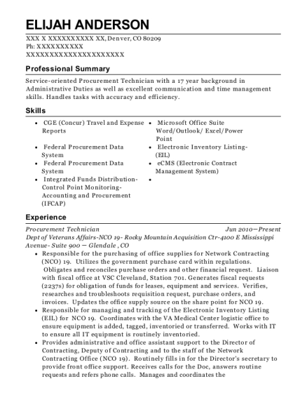 Best Accounting Technician Resumes | ResumeHelp