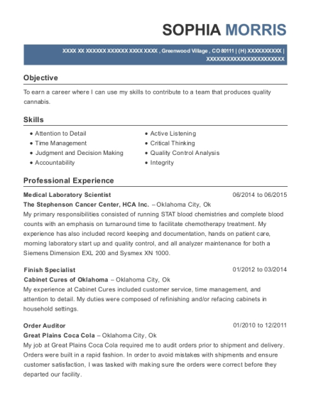 Best medical laboratory scientist resumes resumehelp view resume medical laboratory scientist yelopaper Image collections