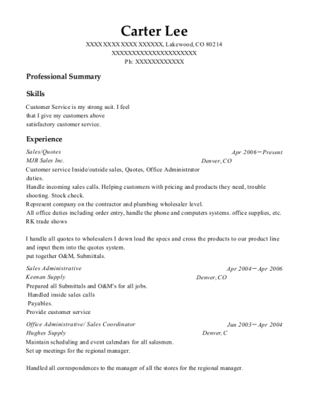Best Quotes Resumes | ResumeHelp