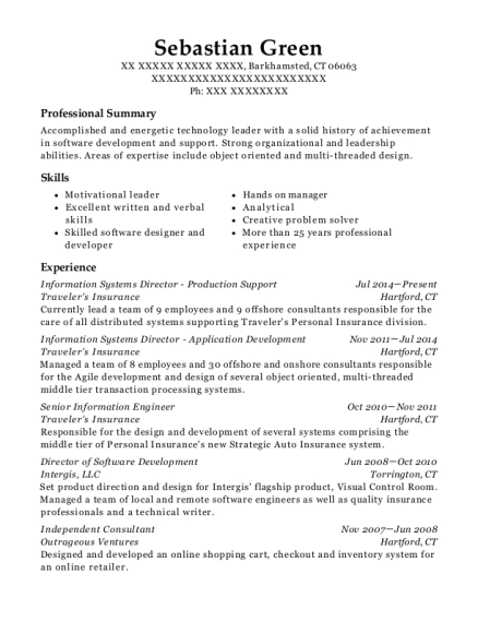 intuit product support resume sample
