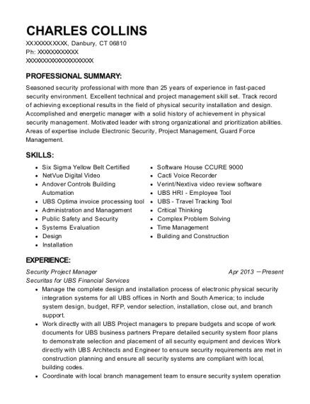 Best Global Security Operations Center Manager Resumes | ResumeHelp