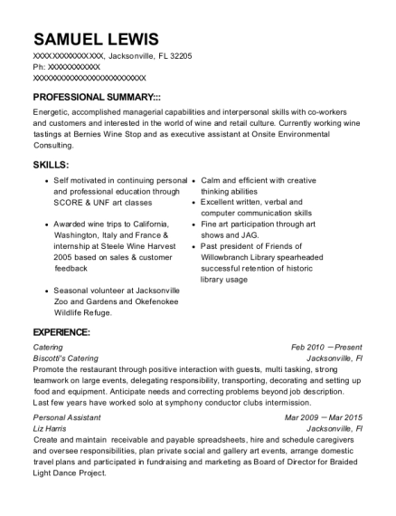 sogeti usa consultant resume sample