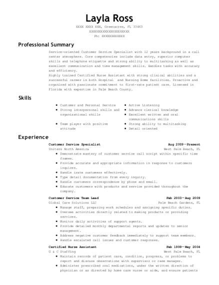 Fancy Gexa Energy Resume Model - Best Resume Examples by Industry ...