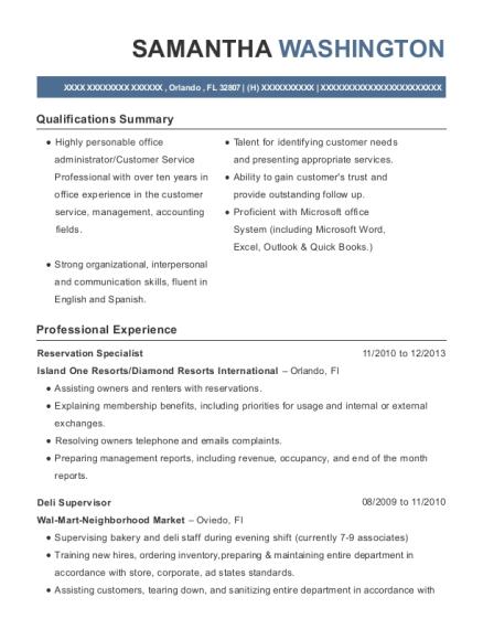 Awesome Supervisor , Deli Supervisor. Customize Resume · View Resume