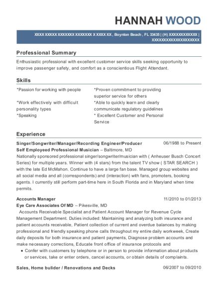 Best Recording Engineer Resumes | ResumeHelp