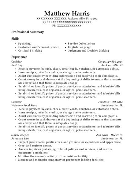 best pick packer resumes resumehelp