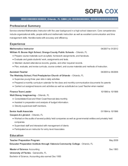 kpmg resume example - Walter.aggarwaltravels.co