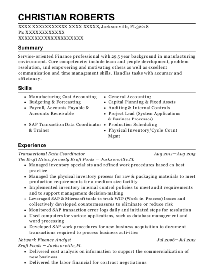 Powersouth Energy Cooperative Co Op Student Resume Sample - Dozier ...