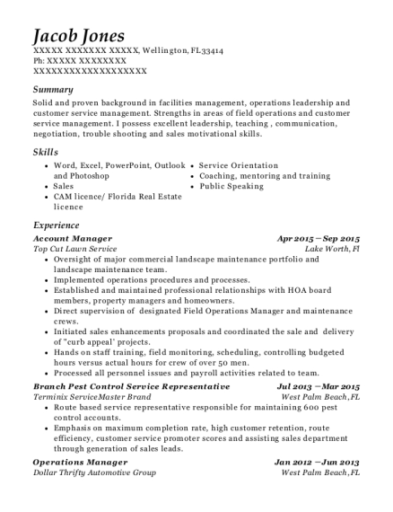 jacob jones - Assistant Principal Resume