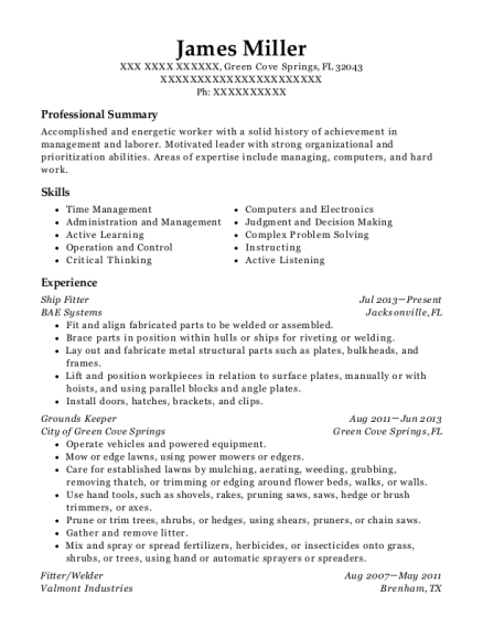 us navy seabee resume sample