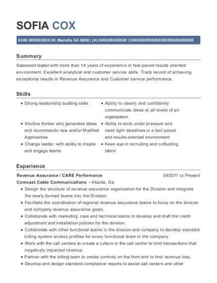 Best Director Of Accounting Resumes | ResumeHelp