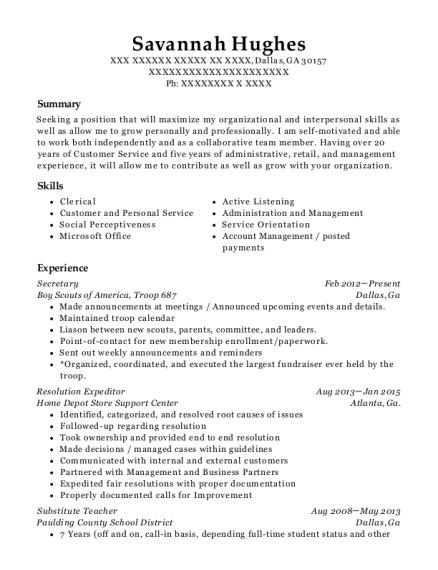 Best Resolution Expeditor Resumes Resumehelp. Server Bartender Resume ...