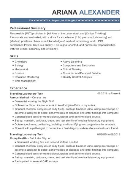 Best Mlt Resumes | ResumeHelp