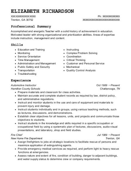 Durham college resume help
