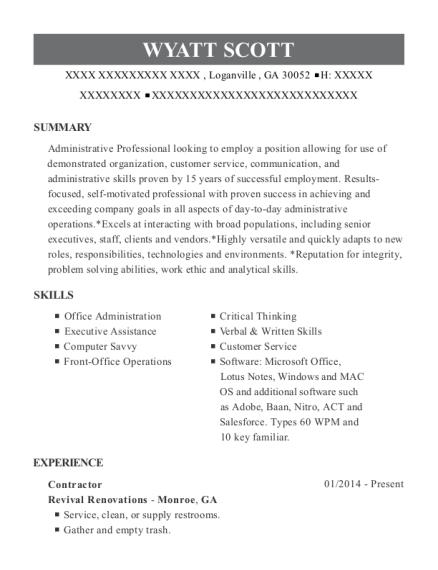 Best Marketing Communication Specialist Resumes | ResumeHelp