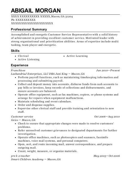 Best Pre K 2 Teacher Resumes | ResumeHelp