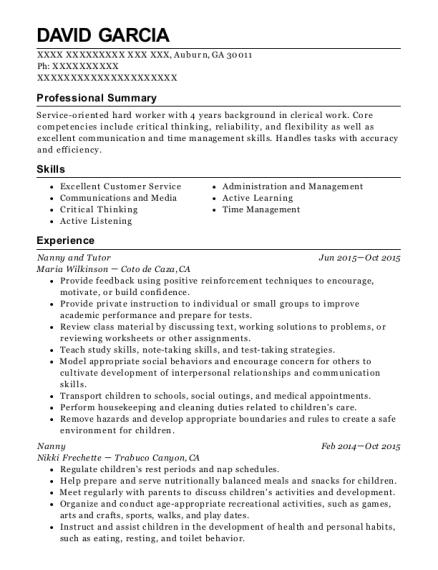 Best Birth Certificate Clerk Resumes | ResumeHelp