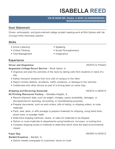 Isabella Reed  Best Paper For Resume