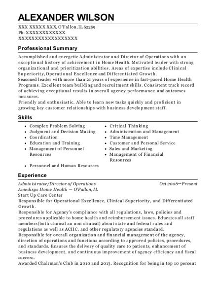 Best Registered Nurse Rn Case Manager Resumes | ResumeHelp