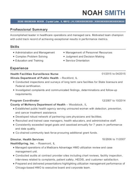 Best Utilization Management Resumes | ResumeHelp