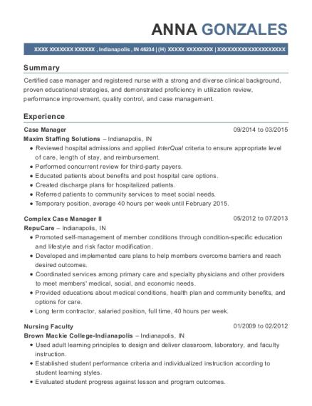 best nursing faculty resumes resumehelp