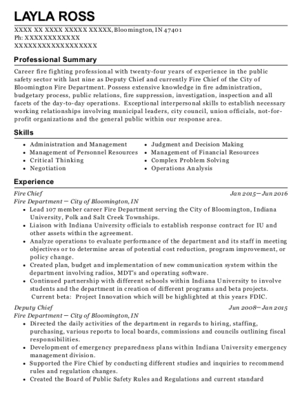 Fire Prevention Officer , Lieutenant. Customize Resume · View Resume