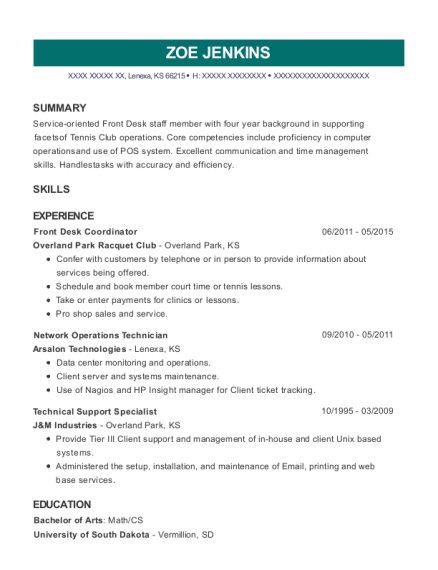 Network Operations Technician , Network Technician. Customize Resume · View  Resume