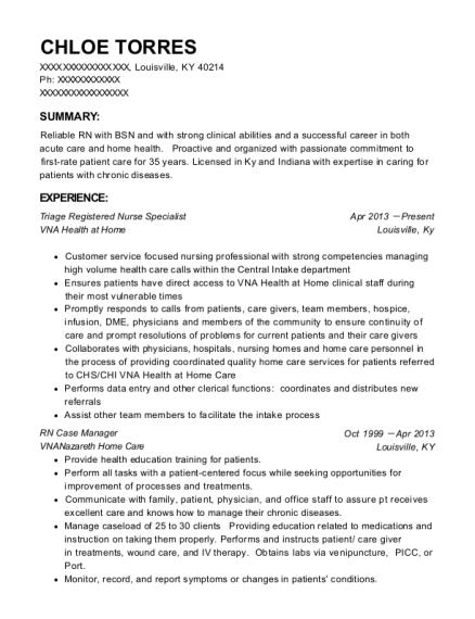 Best Cath Lab Manager Resumes | ResumeHelp