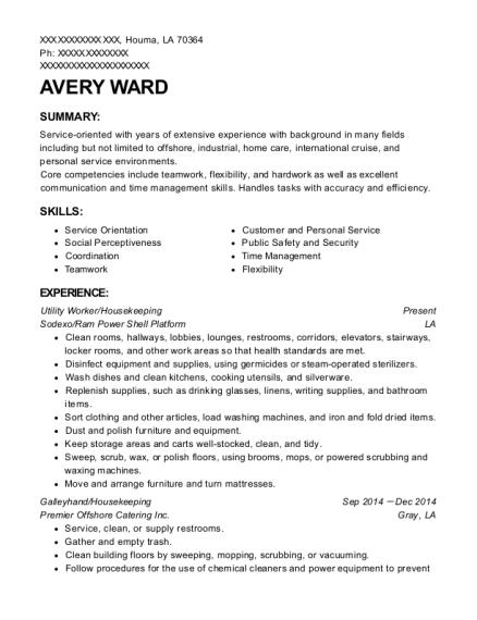 avery ward