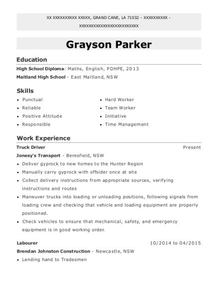 Best 1st Year Apprentice Resumes   ResumeHelp