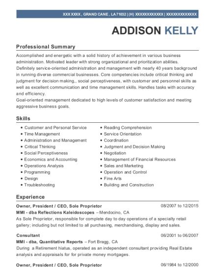 apigee principal architect resume sample