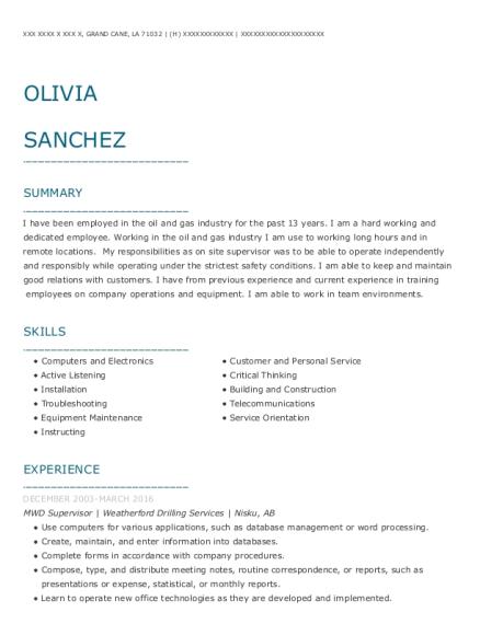 Olivia Sanchez