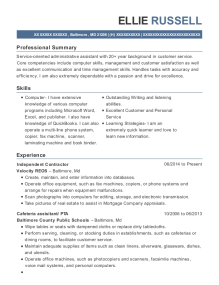 best pta resumes resumehelp