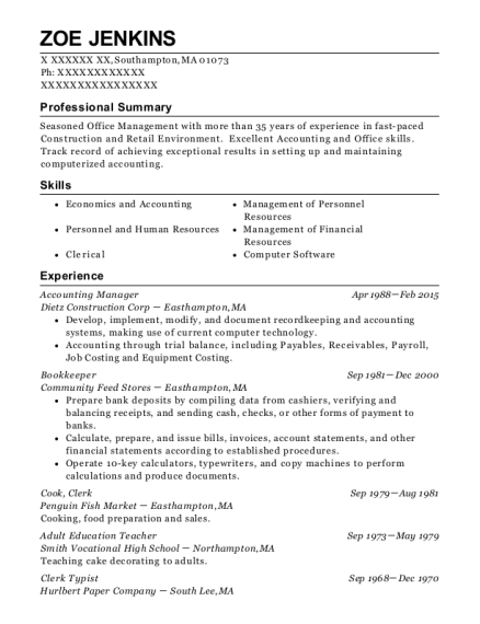 Best Adult Education Teacher Resumes | ResumeHelp
