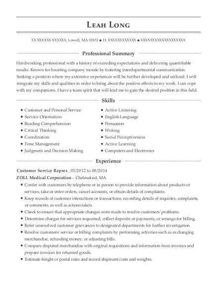 Mechanical assembler resume